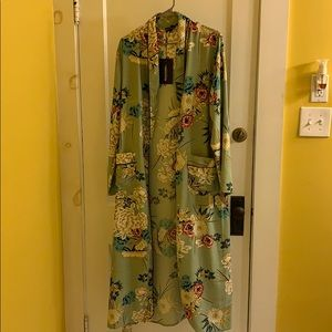 Brand new with tags pretty little thing kimono